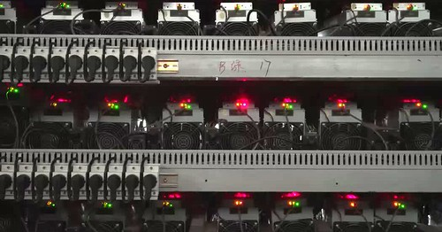 What Is A Bitcoin Mining Farm
