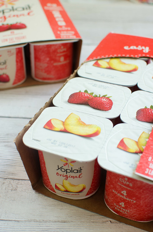 Yoplait Fridge Pack