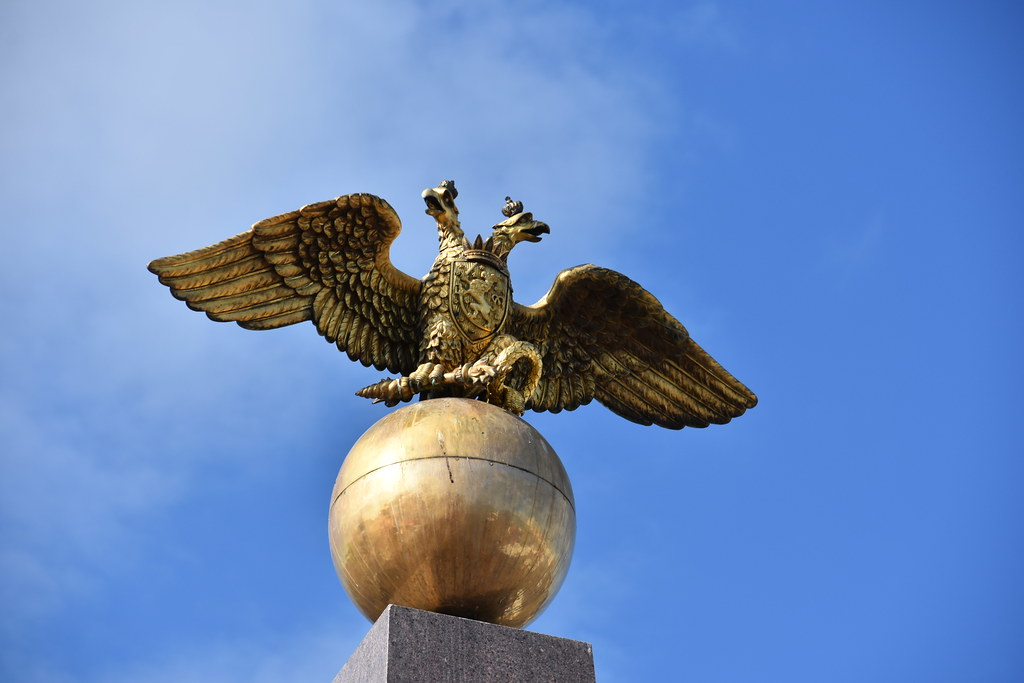 Mortel Romanov Double Headed Eagle Helsinki 2