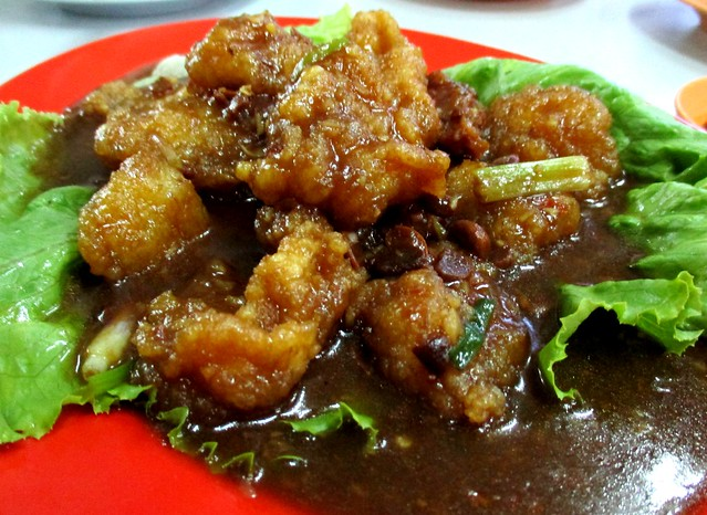 A-Plus fish fillet with fermented bean sauce 1