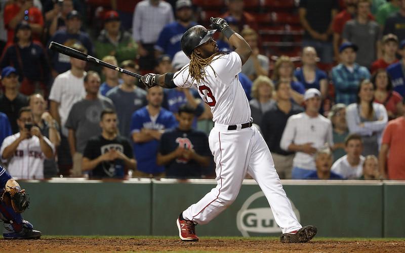 Hanley Ramirez與波士頓紅襪分道揚鑣。(達志影像資料照)