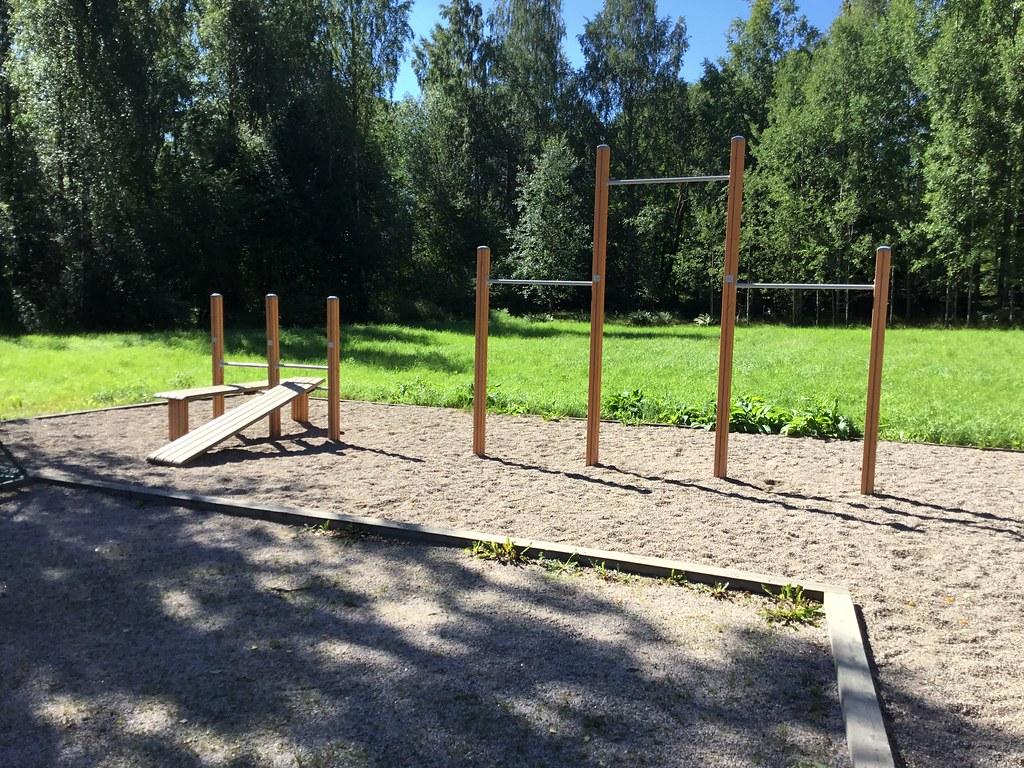 Kuva toimipisteestä: Suinonpuisto / Ulkokuntoiluvälineet