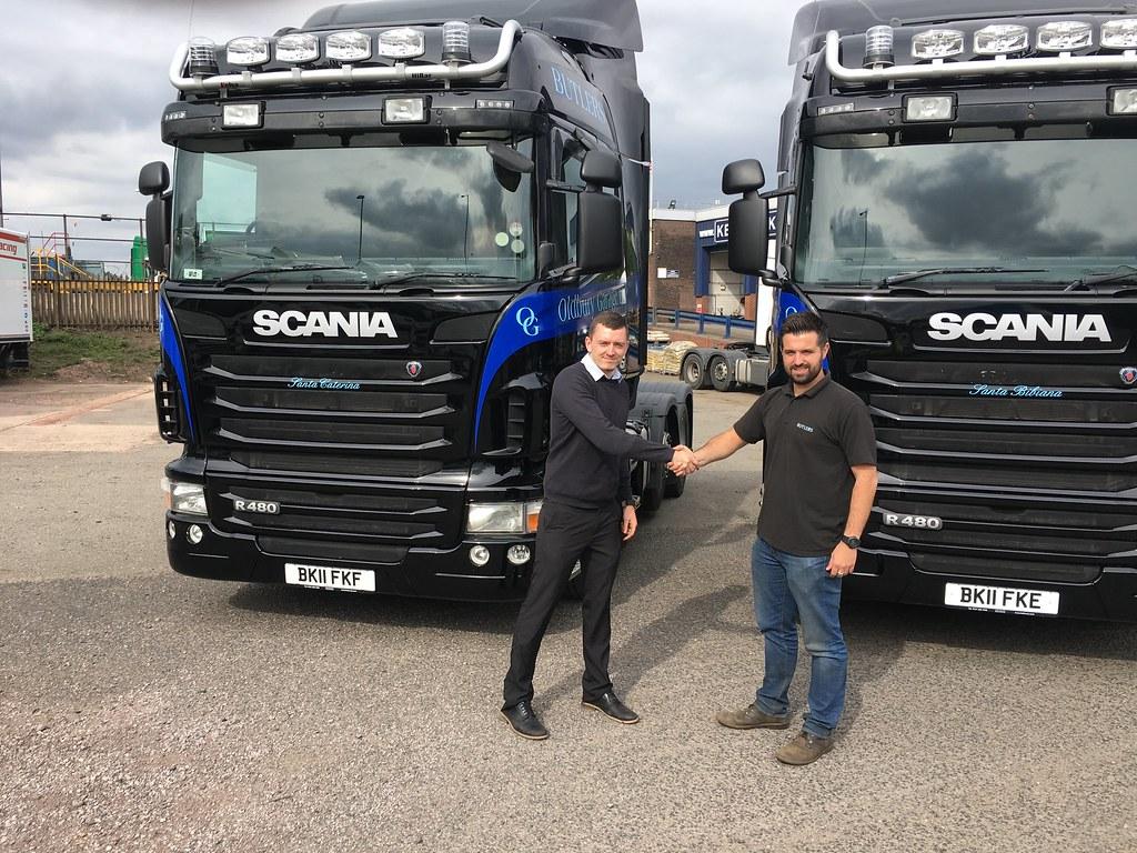 Scania Used Trucks from Keltruck