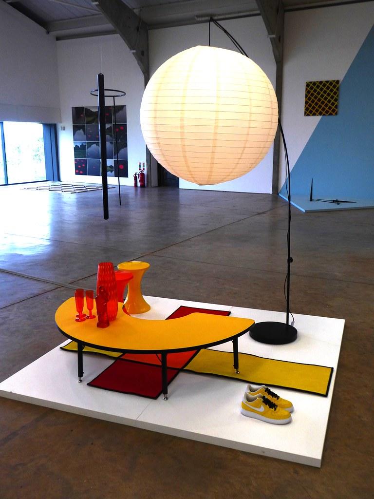 ... Matthew Darbyshire, Untitled Furniture Island No 4, Mixed Media | By  Jacquemart