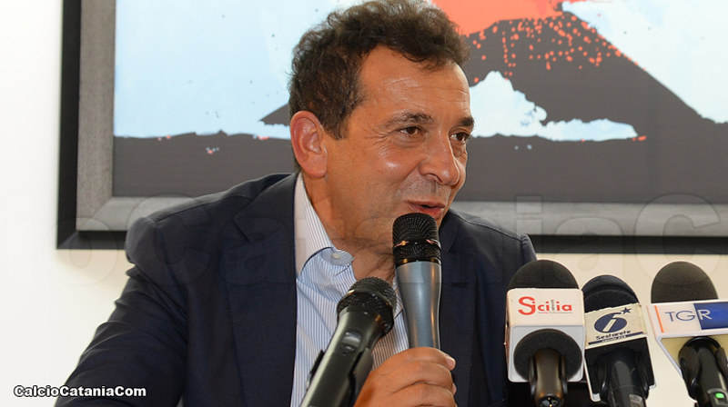 Nino Pulvirenti, patron del sodalizio etneo
