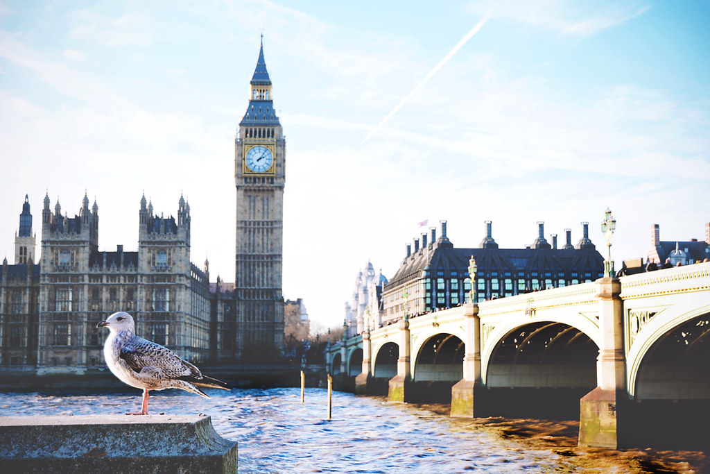 Westminster, London | via It's Travel O'Clock