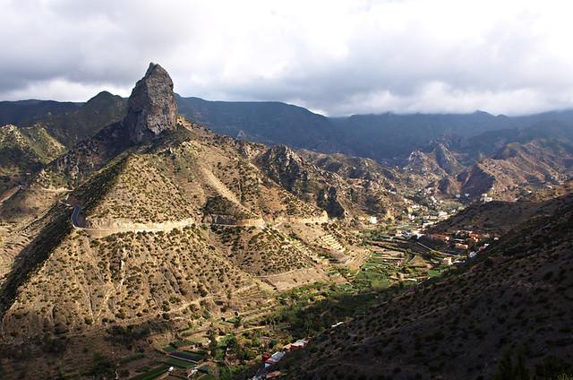 Roque Cano, Vallehermoso, La Gomera