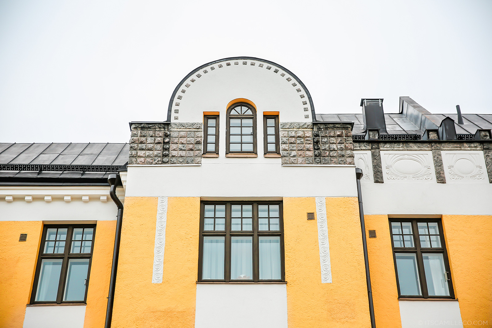 Huvilakatu, Helsinki - www.itscamilleco.com