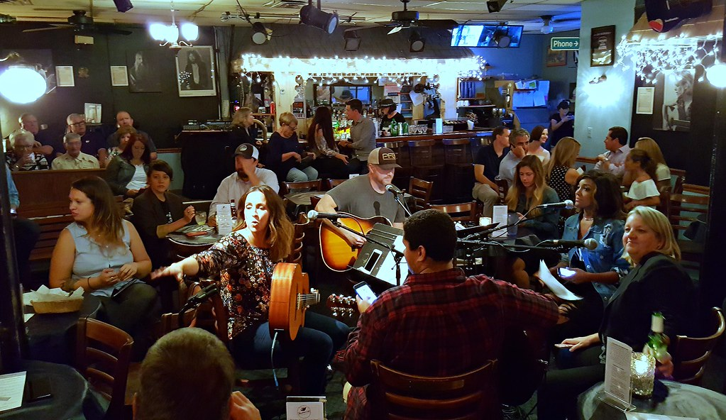 The Bluebird Cafe Nashville