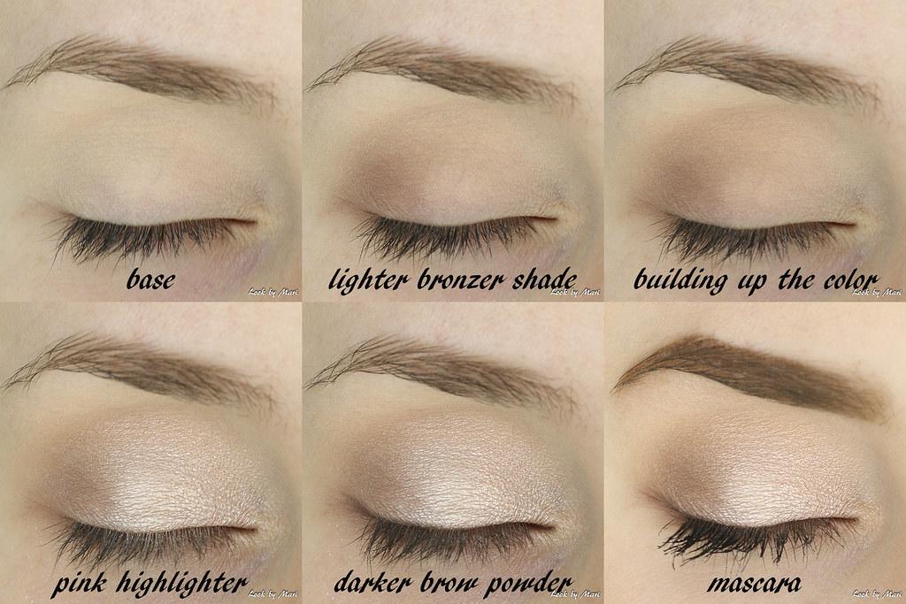 5 Nyx Love Contour All Eye Makeup Tutorial Soft Eye Makeup Flickr