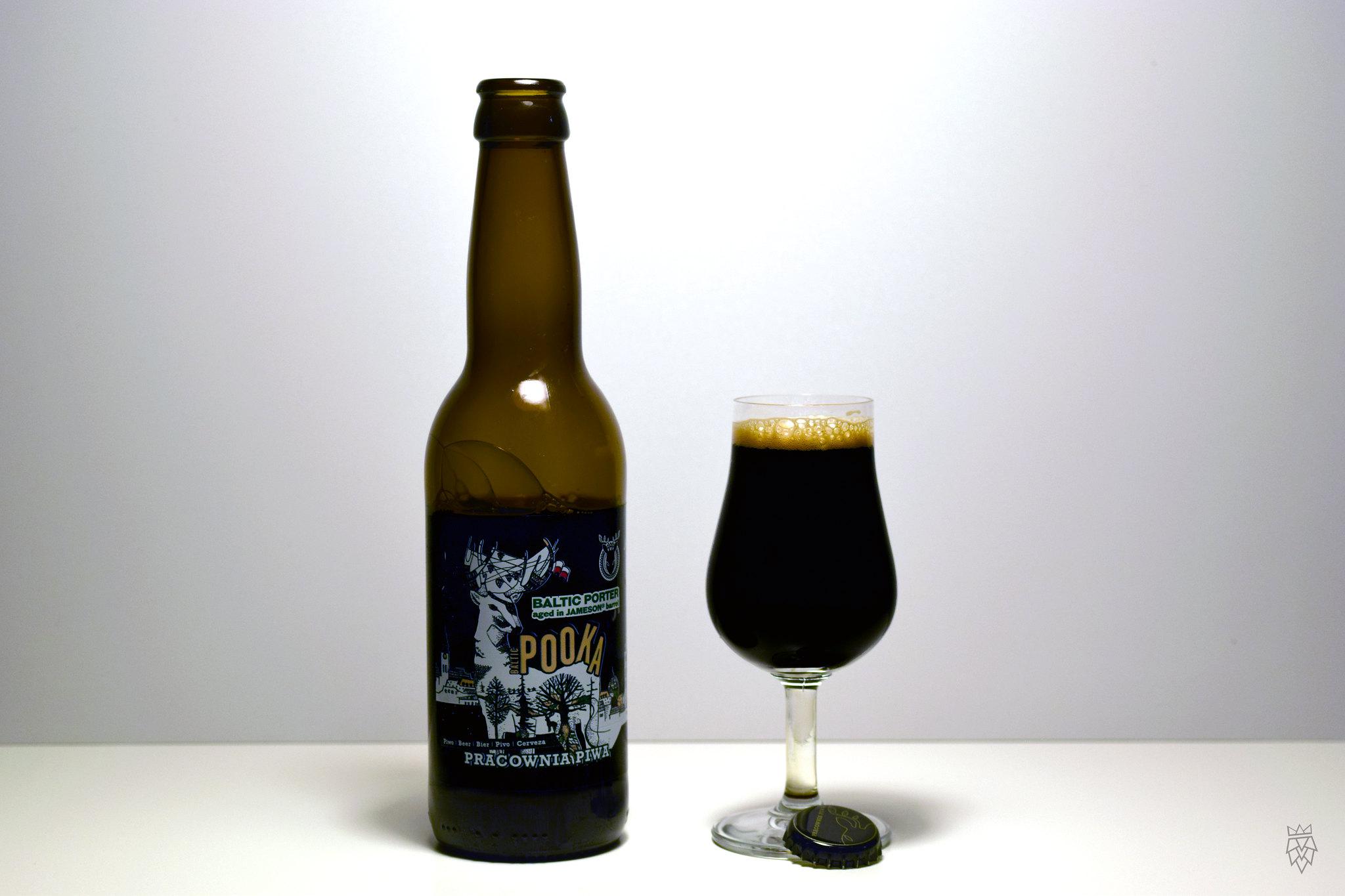 Pracownia Piwa Jameson Baltic Pooka