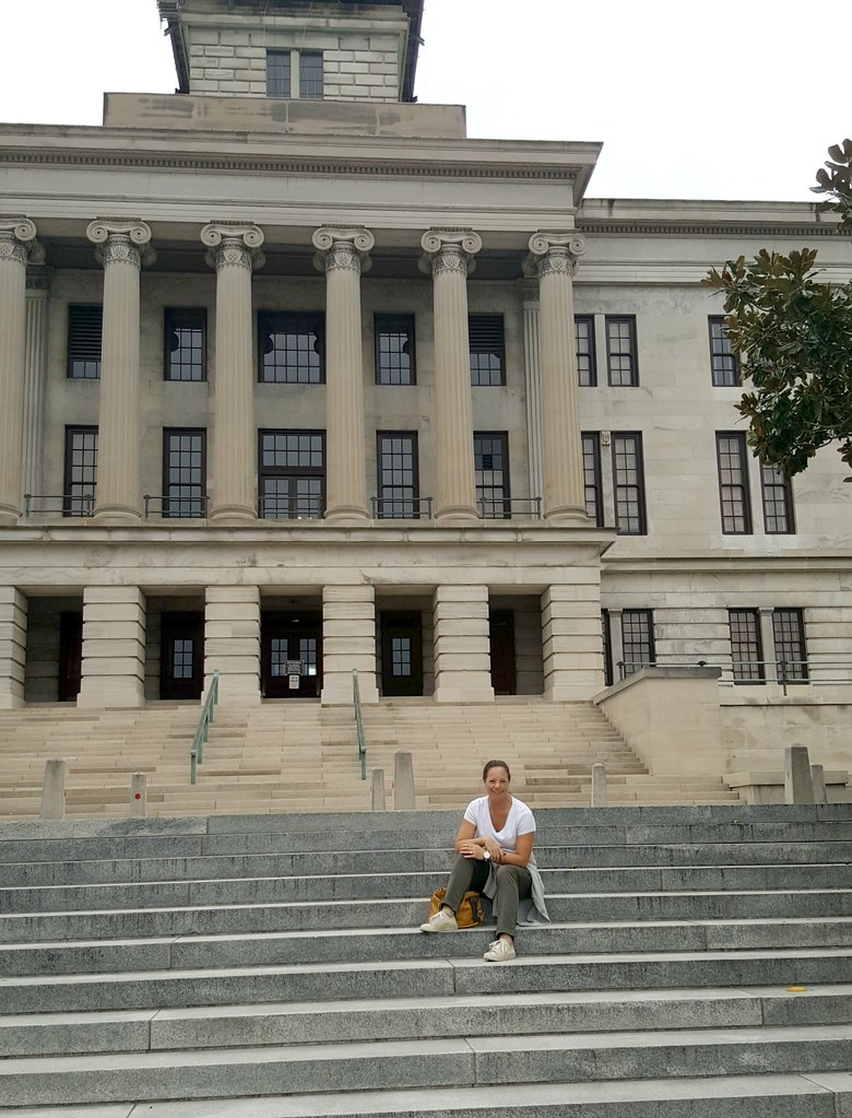Tennessee State Capitol Building Nashville