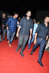 Mahanubhavudu Movie Pre-Release Event Stills