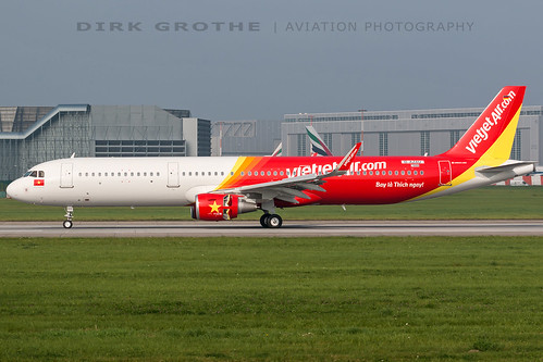 Vietjet_A321_VN-A632_20170929_XFW-1 | by Dirk Grothe | Aviation Photography