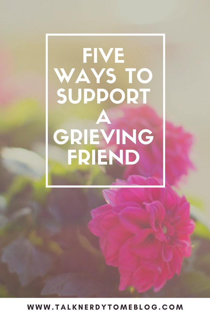 From what to say to what action to take, here are some simple tips to help a grieving friend.