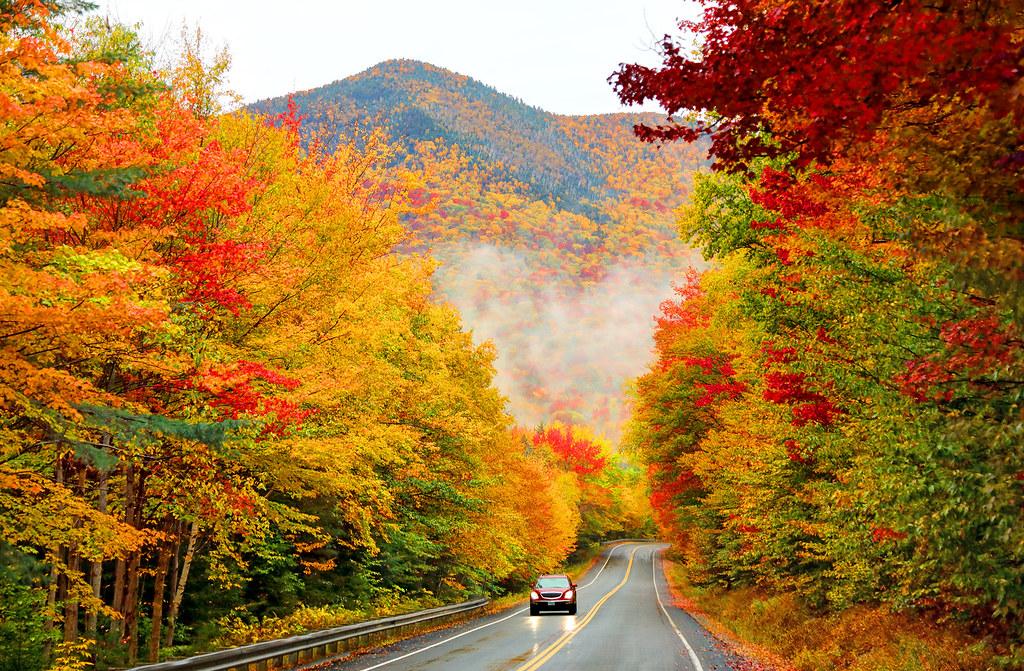 Autumn In New Hampshire Autumn In New Hampshire More