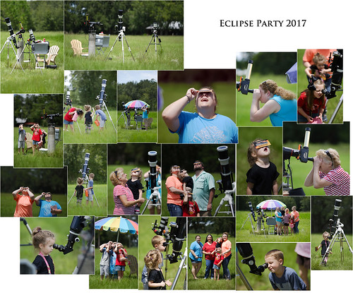 EclipseParty_2017_Collage | by Mwise1023