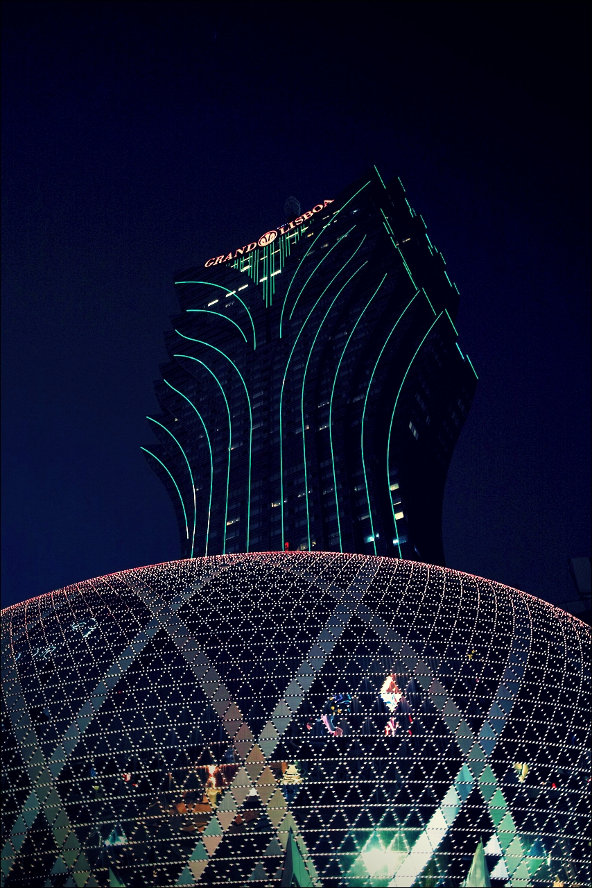 Hotel Grand Lisboa-'마카오 둘러보기(Macau Sightseeing)'