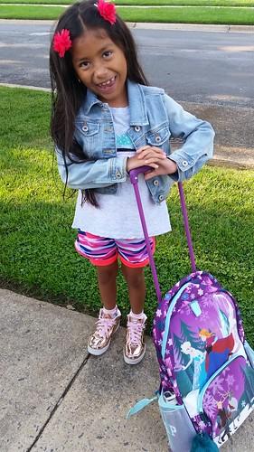 Mildred, 2nd Grade, Harmony Hills ES