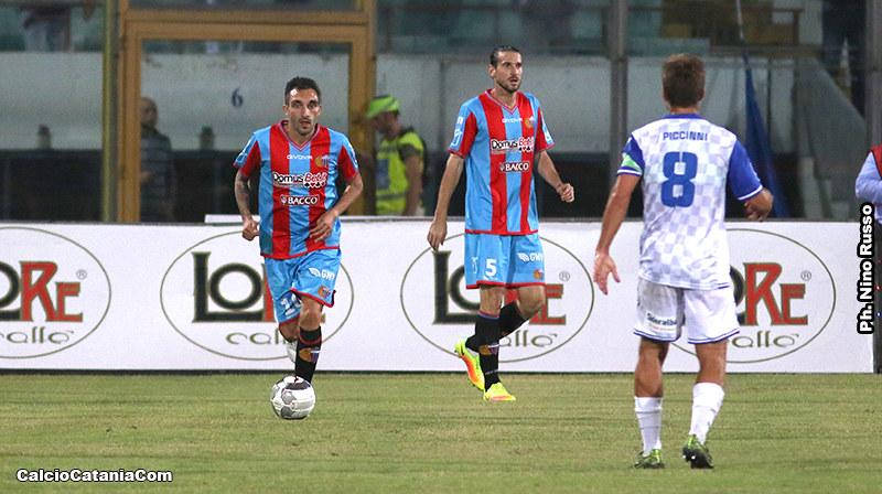 Catania-Fidelis Andria 1-0: le parole dei protagonisti