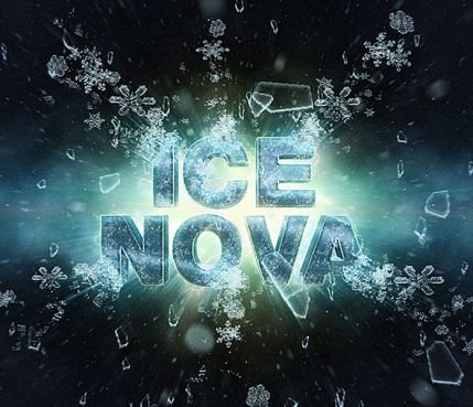 Ice Nova - Photoshop Action