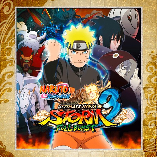 naruto full burst | by PlayStation Europe