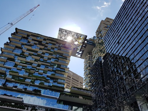 Sydney Modern Architecture Building 1x zoom - Samsung Galaxy Note 8 photo example (20) | by neeravbhatt