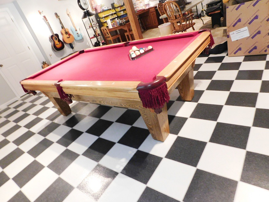 AMF Play Master Pool Table Thornhill Flickr - Master pool table
