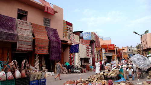 Souks of Marrakech | by sunshine_bee_2