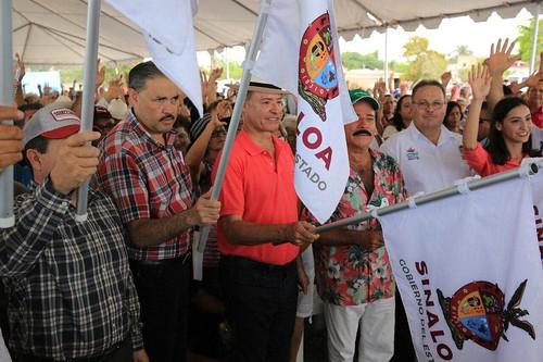IAnuncia Quirino obras por 50 mdp para Angostura