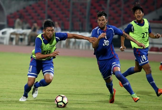 體育署長林德福認為,台灣足球若要職業化,須落實屬地主義。(足協資料照)