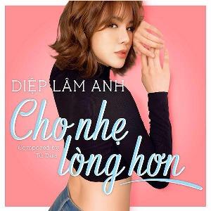 Diệp Lâm Anh – Cho Nhẹ Lòng Hơn – iTunes AAC M4A – Single