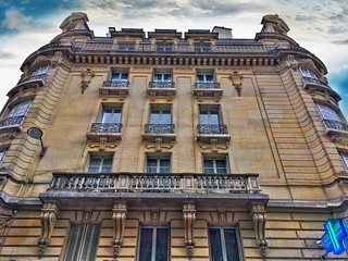 Paris France ~  Parisian Architecture ~  Haussmann Plan  ~ A Modernization Program | by Onasill ~ Bill Badzo - 56 Million Views - Thank Yo
