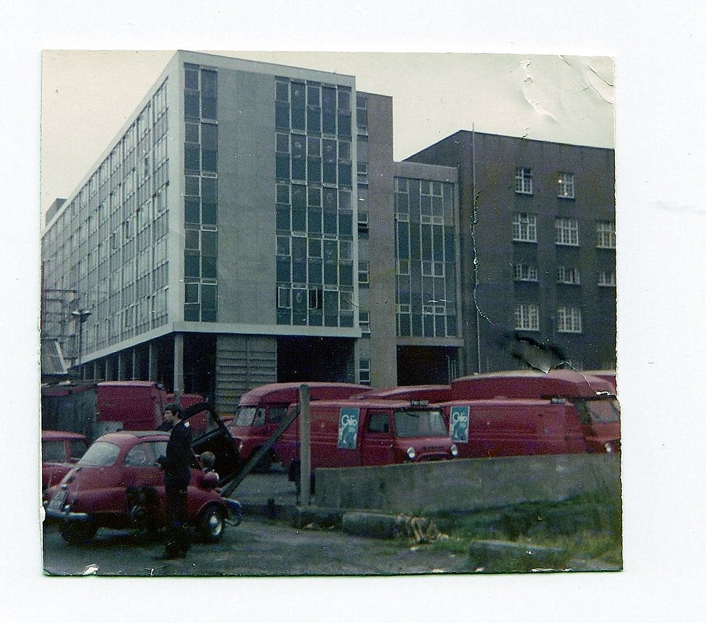 Royal Mail Sorting Office 1972 Cattle Market Rd Bristol