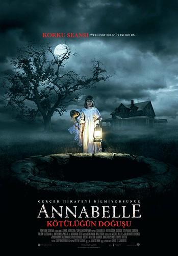 Annabelle: Kötülüğün Doğuşu - Annabelle: Creation
