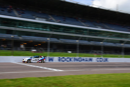 Colin Turkington, BMW 125i M Sport, British Touring Car Championship, Rockingham 2017