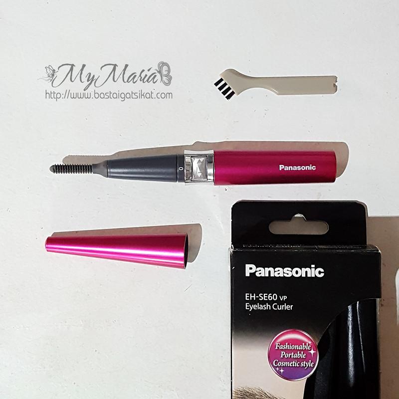 Review Panasonic EH-SE60 Eyelash Curler