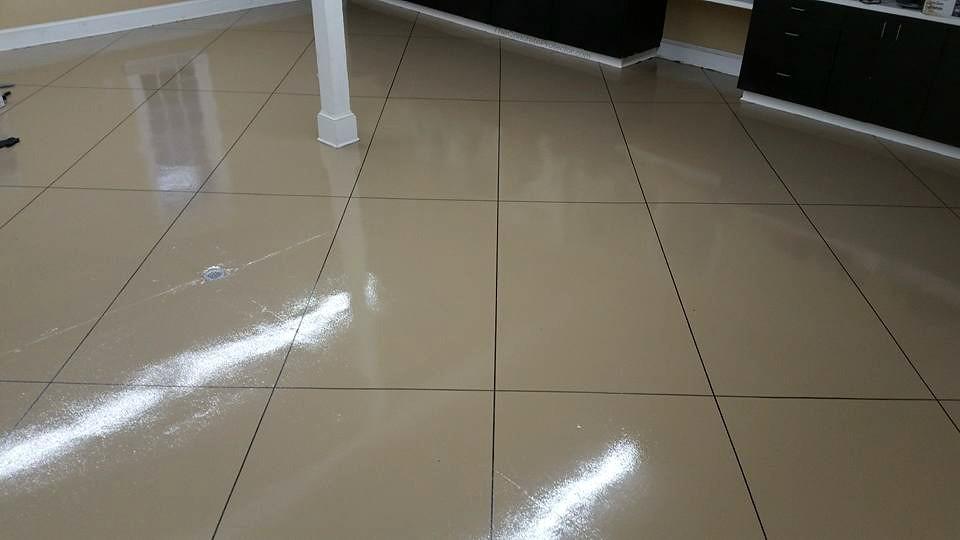 Resinous Epoxy Tile Garage Creative Concrete Coatings Ra Flickr - Discount tile raleigh nc