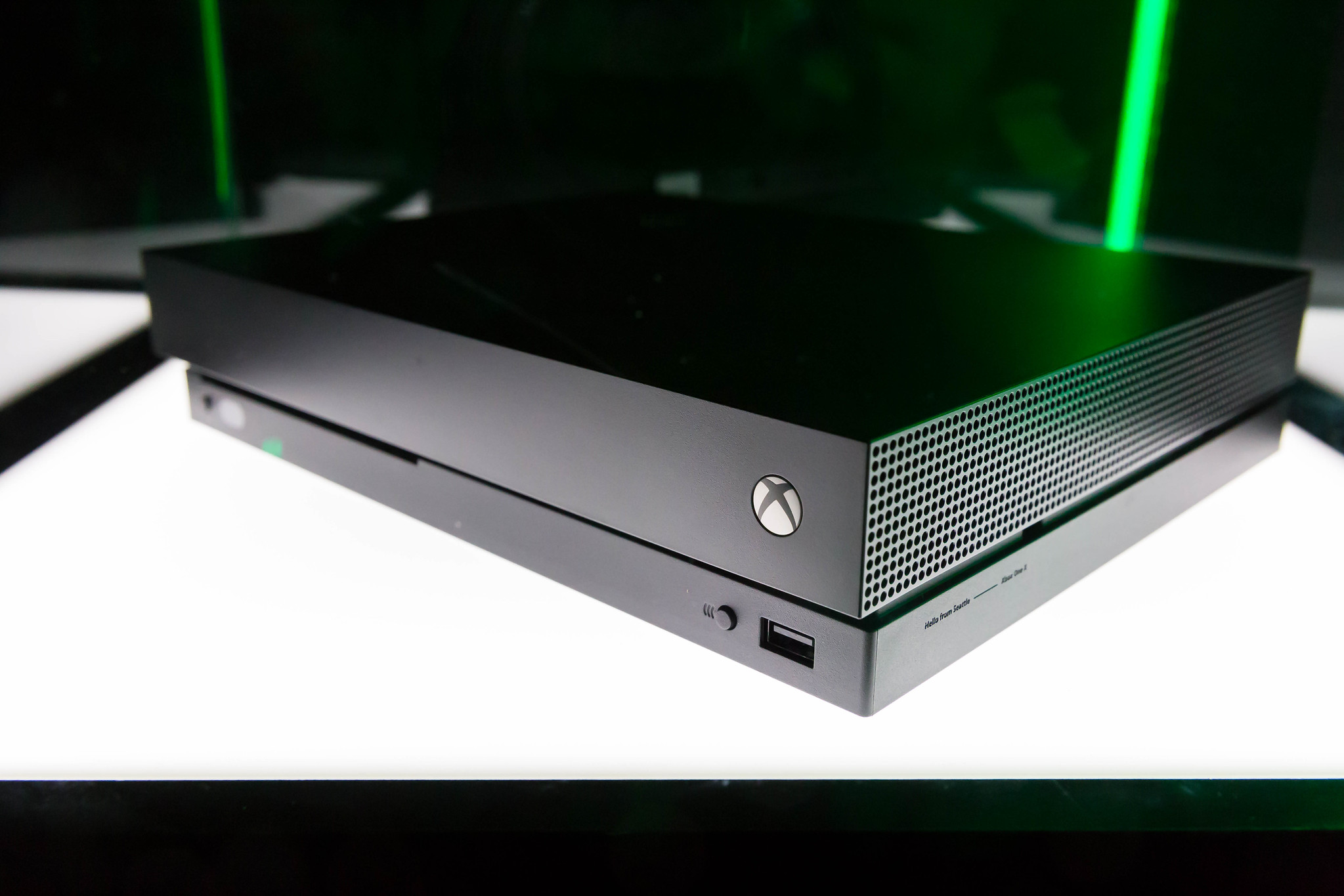 Microsoft Xbox One X (Project Scorpio) by wuestenigel, on Flickr