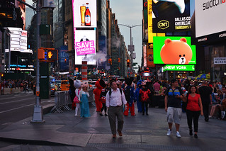 Times Square 3 | by C.M. Keiner