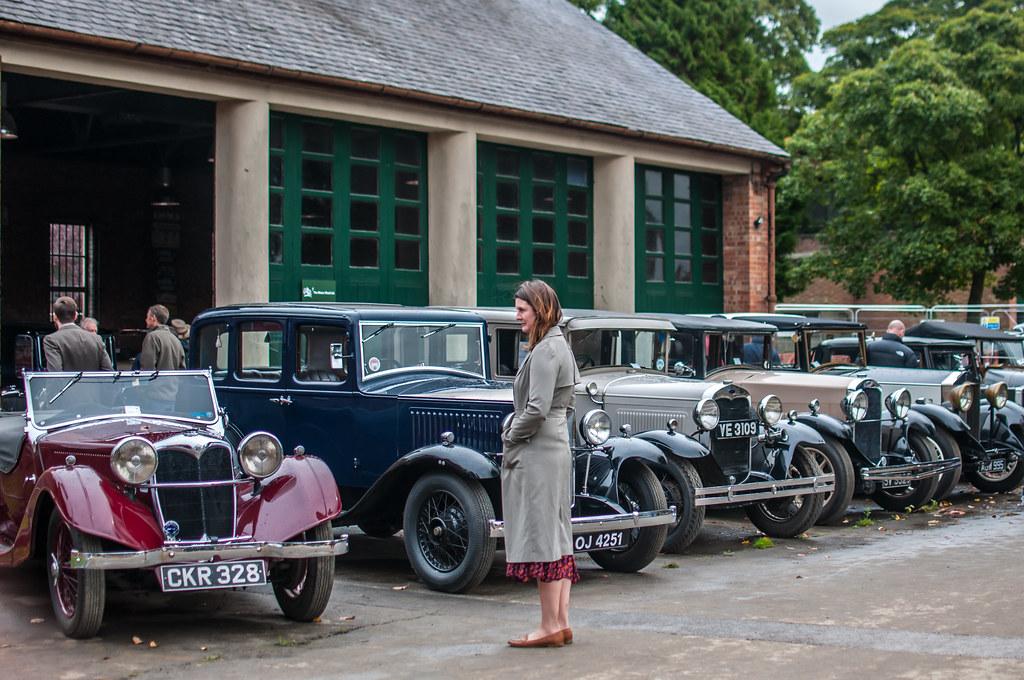 Malcolm C Elder - Vintage Used Cars for sale | 2017 Bicester… | Flickr