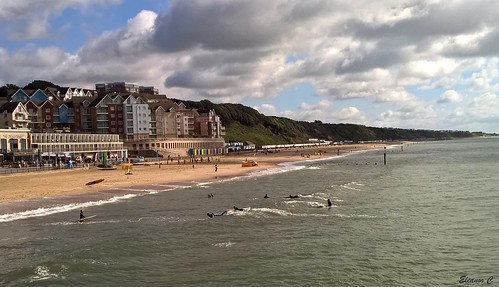 Surfers at Boscombe | by Eleanor (No multiple invites please)