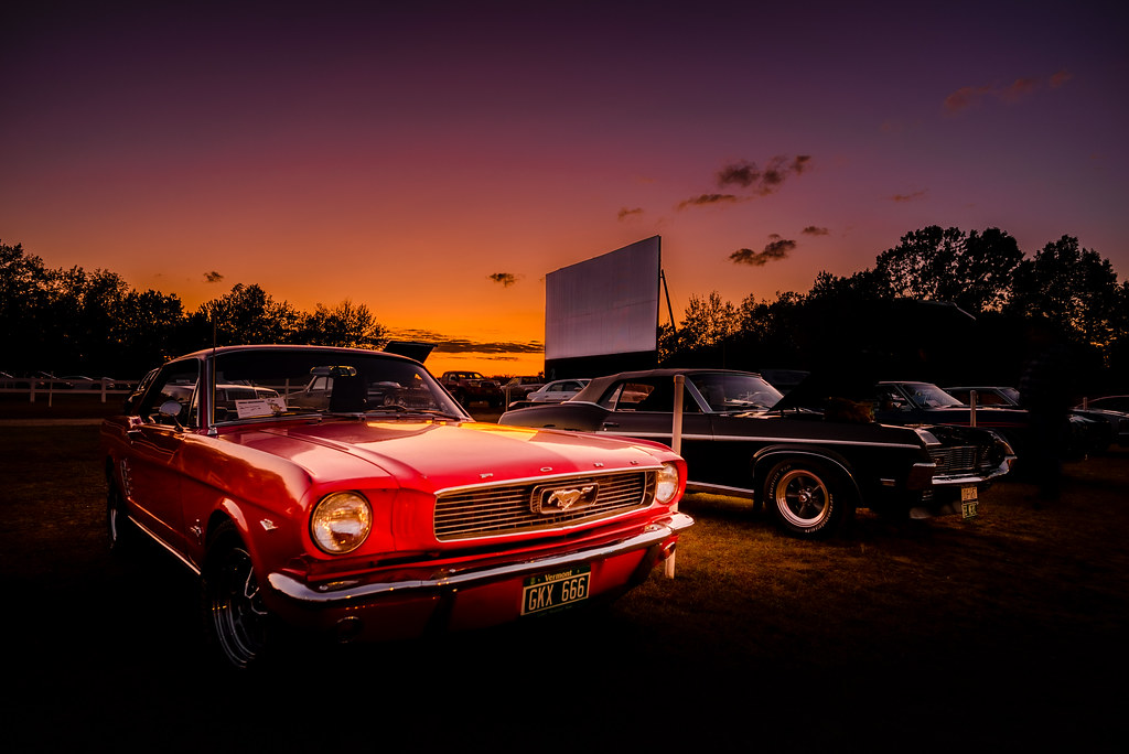 Sunset Drive-In | What classier can you get then classic ...