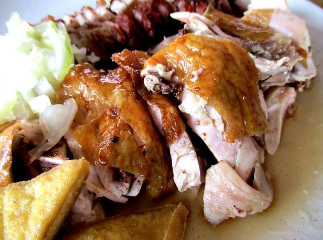 Mitsu roast chicken