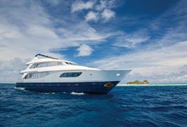 Maldivas Vida a bordo