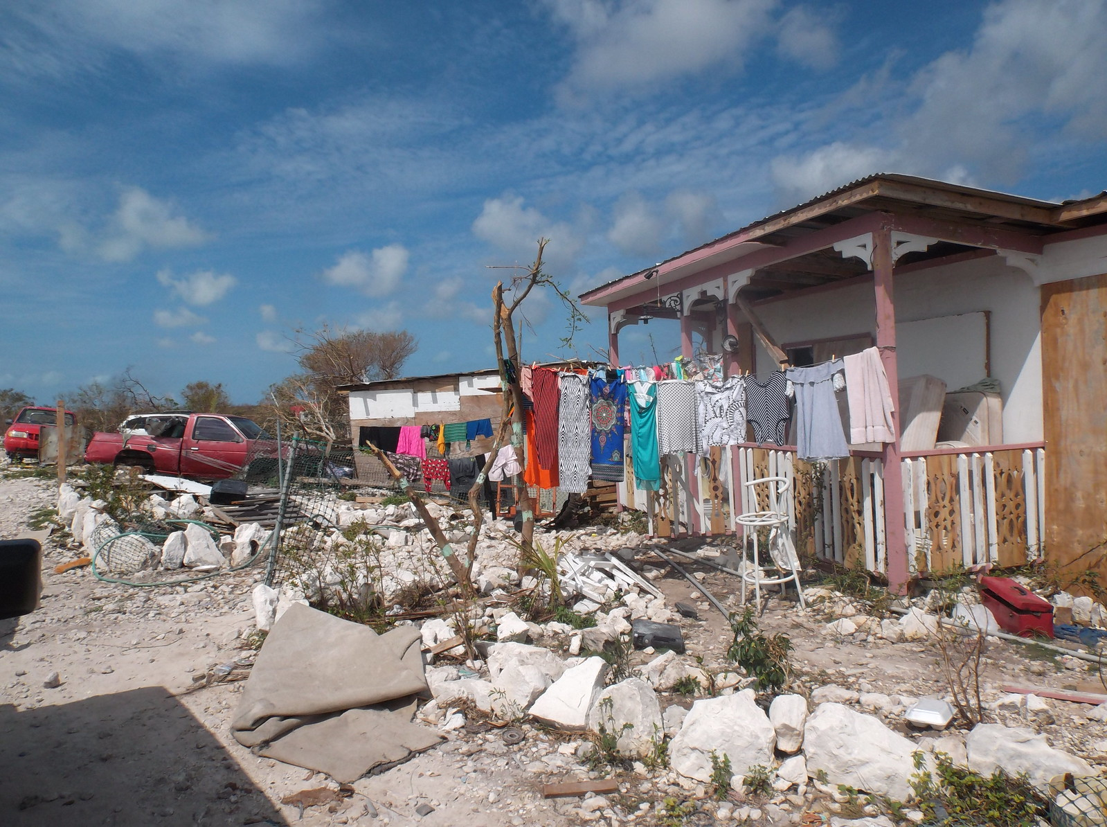Salvation Army disaster response: Turks and Caicos