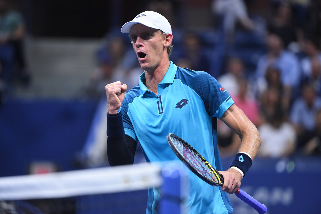 Kevin Anderson。(達志影像)