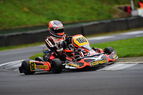 Ayrton Fontecha, OK-Junior, CIK-FIA Karting World Championship, PF International Kart Circuit 2017