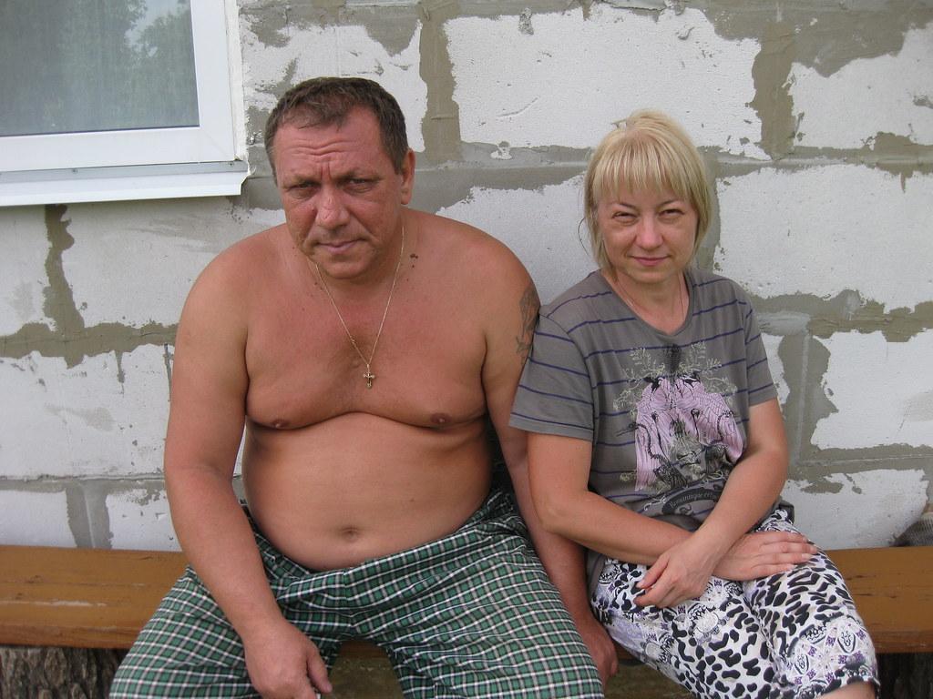 Кирин Андрей с Куровой (Маркиной) Еленой Николаевной