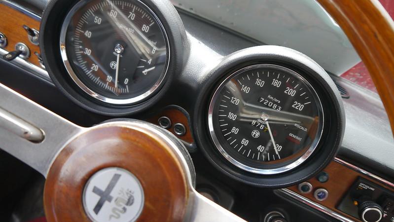 Alfa Romeo Giulia Coupé Bertone Gran Tourismo 1300 Junior 1969 37076921436_6798e9cc66_c